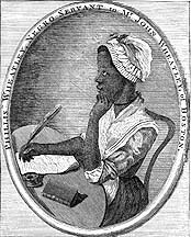 phillis wheatley on imagination