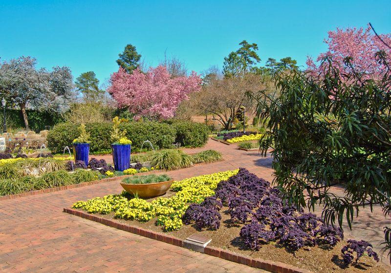 Riverbank+Botanical+Garden